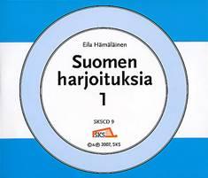 Suomen harjoituksia 1 (5 cd)