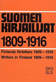 Suomen kirjailijat 1809-1916
