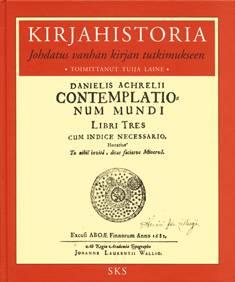 Kirjahistoria
