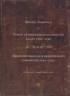 Turun tuomiokirkon ja papiston tulot 1541-1542