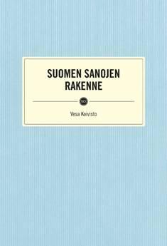 Suomen sanojen rakenne