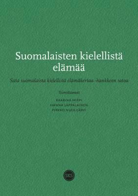 Suomalaisten kielellistä elämää