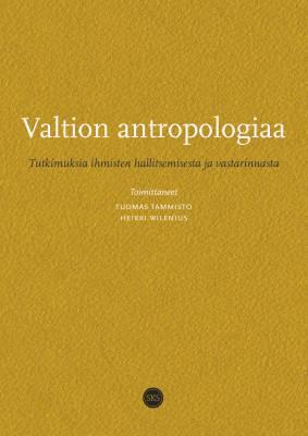 Valtion antropologiaa